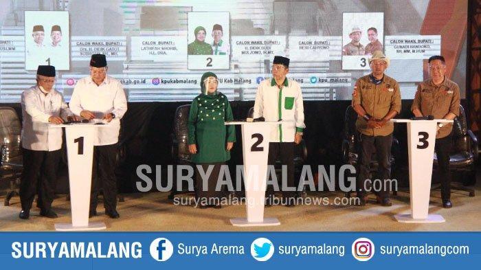 Hasil Quick Count Resmi Pilkada Malang 2020 Belum Tampak, Survey Ini Paparkan Sandi Unggul
