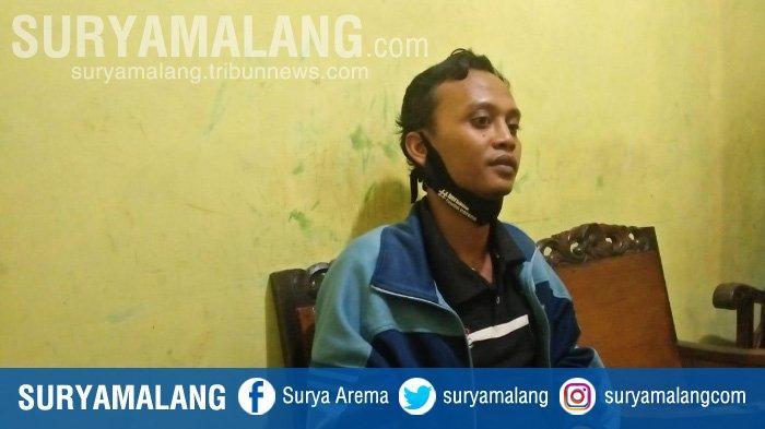Aremania Jabung yang Renang Pakai Galon dari Kalimantan ke Jawa dapat Santunan dari Pemkab Malang