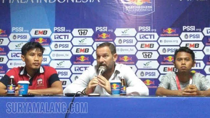 Madura United Gagal ke Final di Piala Indonesia, Dejan Sayangkan Proses Gol Mudah dari PSM Makassar