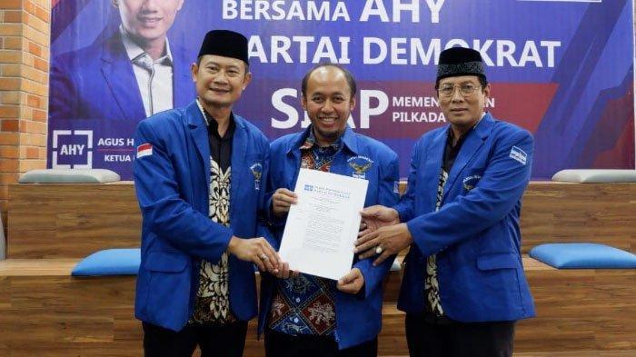 Partai Demokrat Resmi Gabung Koalisi Pengusung Yuhronur Efendi - Abdul Rouf di Pilbup Lamongan 2020
