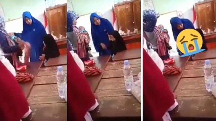 Dendam Kesumat Emak-emak Hingga Tampar Siswi SD Jadi Gunjingan, Orang Tua Murid Beri Peringatan