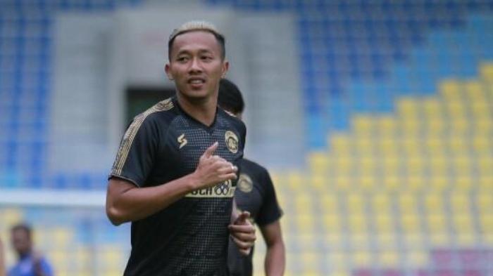 Cetak 'Gol Ajaib' di Laga Arema FC Vs Tira Persikabo, Dendi Santoso Raih Predikat Man Of The Match