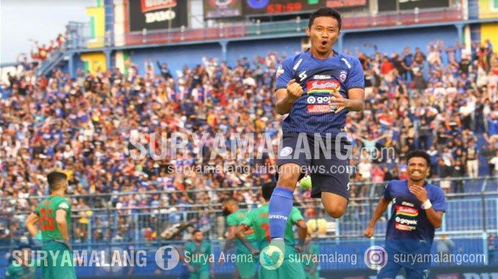 Kapten Baru Arema FC Saat Lawan PSIS Semarang, Mayoritas Pemain Tunjuk Dendi Santoso jadi Kapten