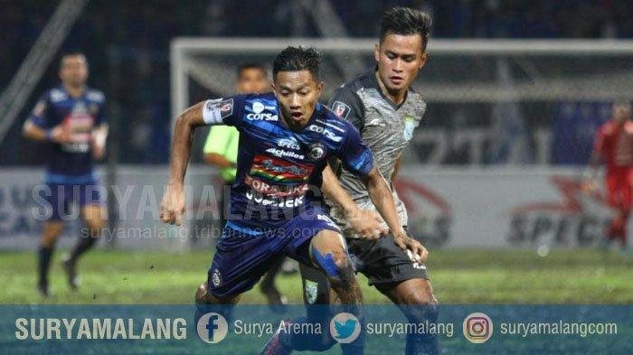 'Pengakuan Dosa' Dendi Santoso di Arema FC, Ditertawakan Seisi Stadion Kanjuruhan Saat Bertanding