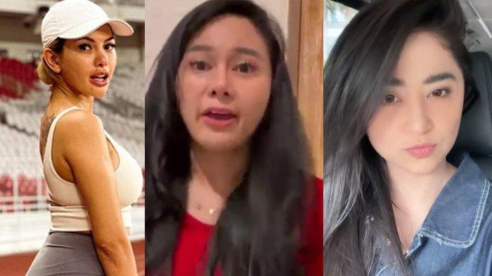 Aksi Denise Chariesta Cari Gara-gara dengan Dewi Perssik Direspon Nikita Mirzani: Bisa Diem Gak Lo