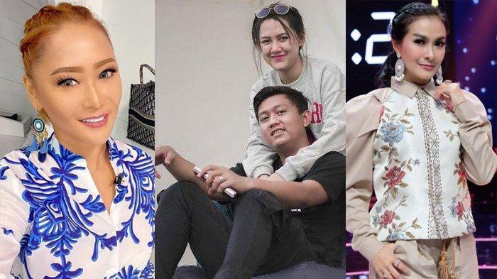Sinyal Cinta Denny Caknan Dibalas Happy Asmara, Inul Daratista dan Iis Dahlia Gemas: Ehem-ehem Ciee