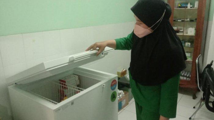 Polresta Malang Kota Punya Depo Storage Vaccines Carrier, Mampu Simpan 7000 Dosis Vaksin Covid-19
