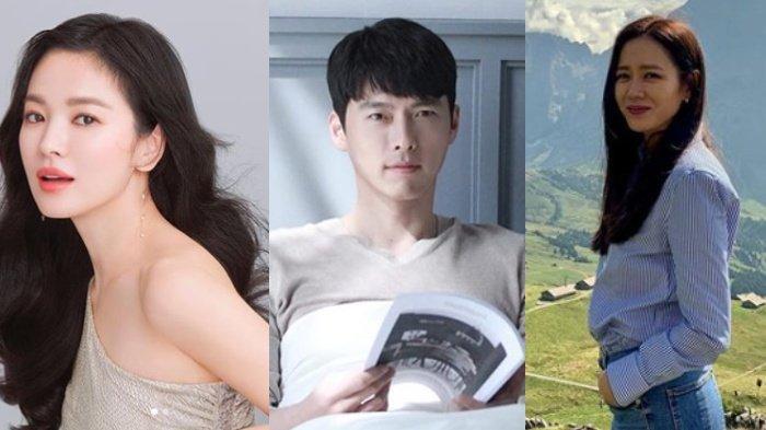 4 Deretan Artis Korea yang Pernah Dekat dengan Hyun Bin: Ada Song Hye Kyo, Kang So Ra & Son Ye Jin