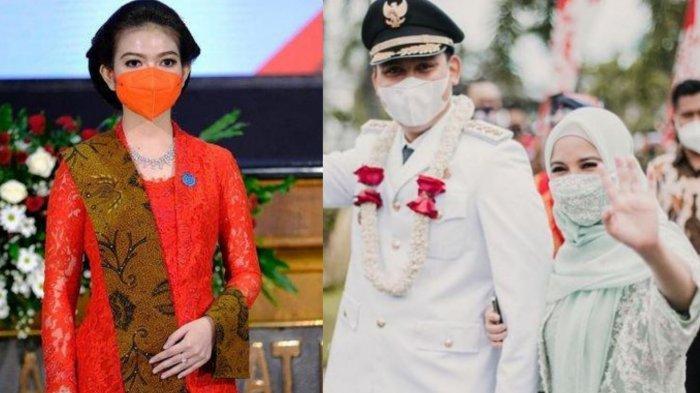 Adu Pesona Para Istri Kepala Daerah Dampingi Pelantikan Suami, Ada Selvi Ananda dan Chacha Frederica