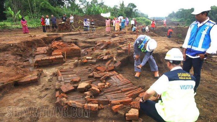 Balai Arkeologi Yogyakarta Kesulitan Rekonstruksi Situs Sekaran di Kabupaten Malang