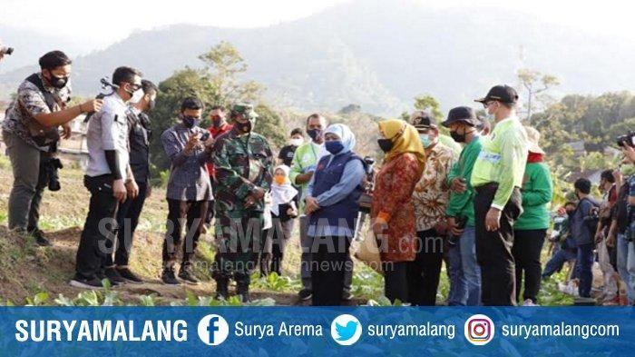Gubernur Jatim Resmikan Wisata Paralayang di Trawas, Kenalkan Indahnya Pegunungan Penanggungan