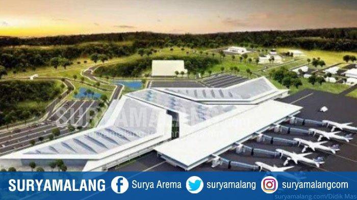 Ground Breaking Bandara Kediri Awal Tahun 2020 Ini, Wagub Jatim Emil Dardak Beri Kepastian