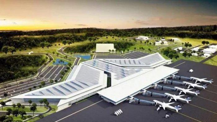 Bandara Kediri akan Lebih Besar daripada Bandara Malang, Pesawat Boeing 777 Bisa Mendarat