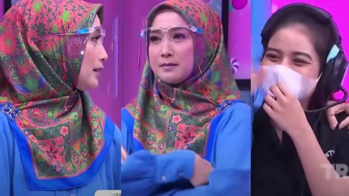 Sikap DesyRatnasari Wajahnya Tak Dikenali Kru TV saat Jadi Bintang Tamu, Kaget Dipanggil Begini