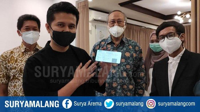 Alat Deteksi Covid-19 Melalui Bau Keringat Ketiak Karya Guru Besar ITS, I-Nose C-19 Sudah Uji Klinis