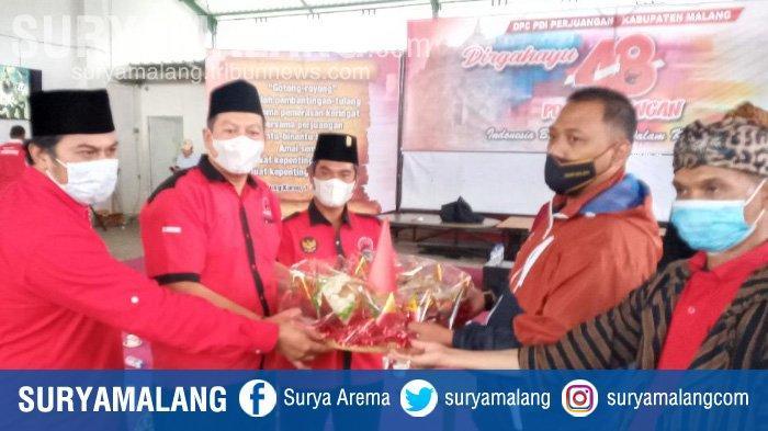 Calon Pengisi Kursi Kosong Fraksi PDIP Kabupaten Malang Mencuat