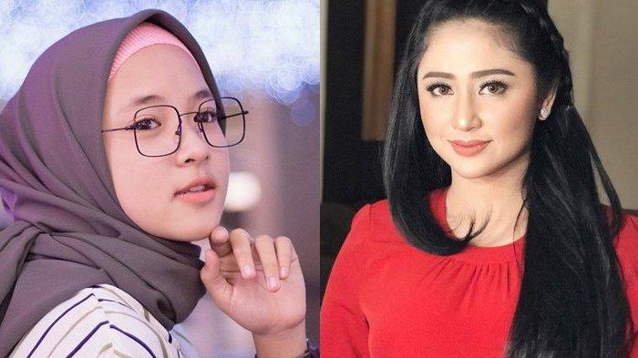 Nyanyi Deen Assalam, Dewi Perssik Jadi Sorotan Mulai Sebut Nama Nagita Sampai Dijuluki Ini