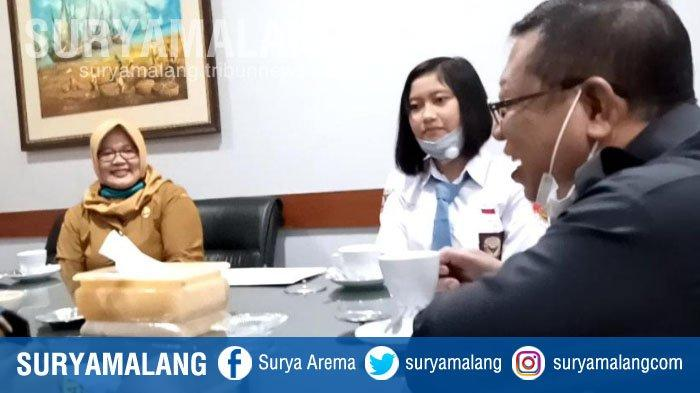 Siswi SMAN 1 Ngunut Tulungagung, Dhea Lukita Andriana Kembali Terpilih Jadi Paskibraka Nasional