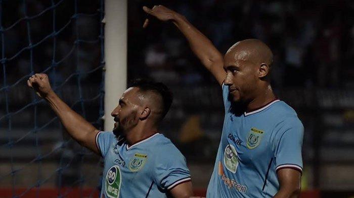 Hasil Skor Akhir Persela Lamongan Vs PSM Makassar 1-1, Laga Kurang Greget