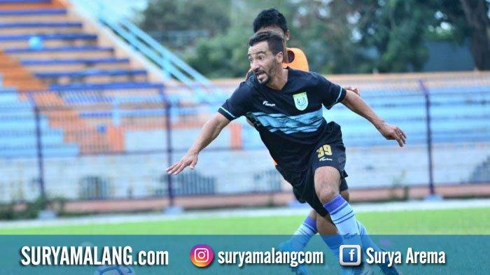 Skor Sementara Persela Lamongan Vs PSM Makassar, Tim Tamu Unggul Lebih Dulu