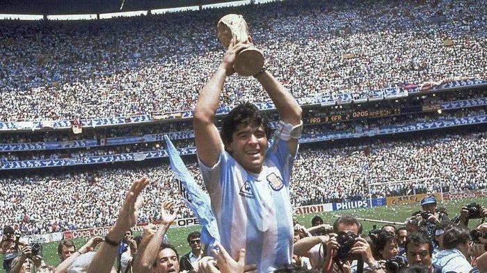Sejarah Kelam Kepindahan Maradona dari Barcelona ke Napoli, Jasanya Mengangkat Derajat Kota Naples