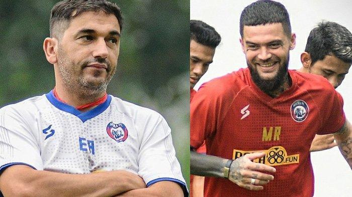 3 Keuntungan Arema FC Rekrut Diego Michiels, Eduardo Almeida Bernapas Lega Meski Kehilangan 3 Pemain
