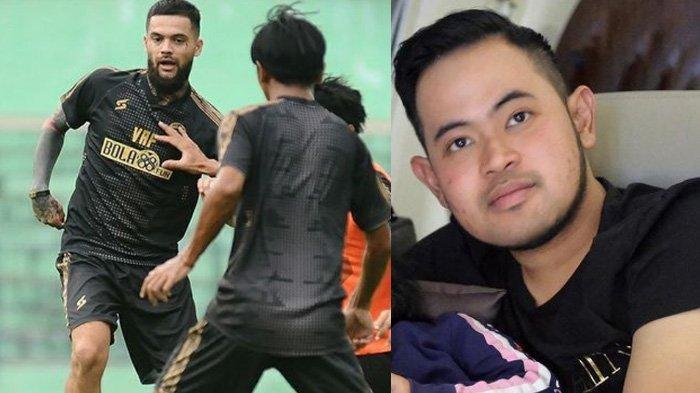 2 Tugas Berat Diego Michielsdari Presiden Klub, Gilang Pramana Gak Main-main Soal Kontrak Pemain