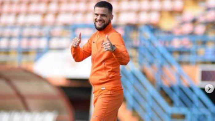 Rumor Diego Michiels Gabung Persib Bandung Makin Mencuat, Eks Kapten Borneo FC Akhirnya Buka Suara