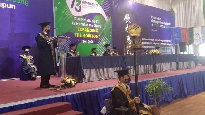 Rayakan Dies Natalis ke-13, Universitas Ma Chung (UMC) Malang Buka Jurusan Baru S2 Manajemen Inovasi