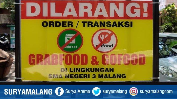 Sekolah di Malang Keluarkan Larangan Bagi Siswa untuk Pesan Makanan Secara Online, Ini Alasannya