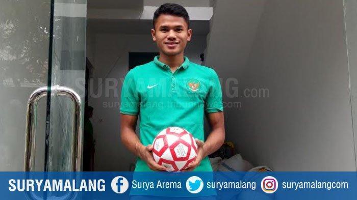 Drama Dimas Drajad Sukses Jadi Striker dan Kiper Sekaligus di Laga Timnas U-23 Indonesia Vs Brunei