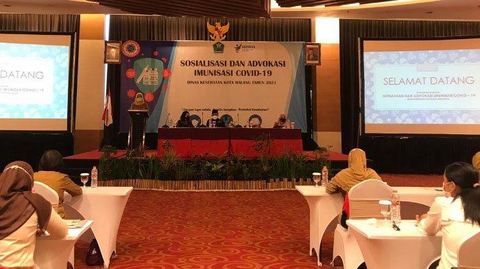 Sutiaji Ajukan Kota Malang Jadi Pilot Project Vaksinasi Covid-19