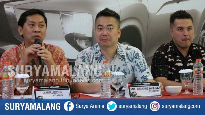 Lahirkan Varian MPV, Mitsubishi XPANDER Diluncurkan di Kota Malang