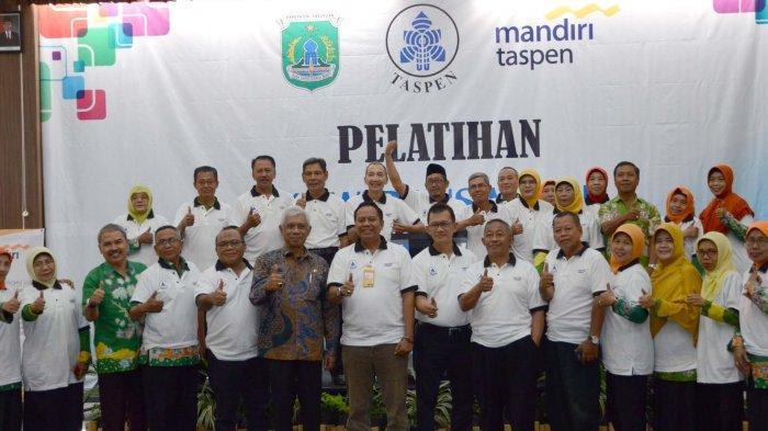Jelang Pensiun, ASN Kabupaten Pasuruan Dapat Pelatihan Hidroponik