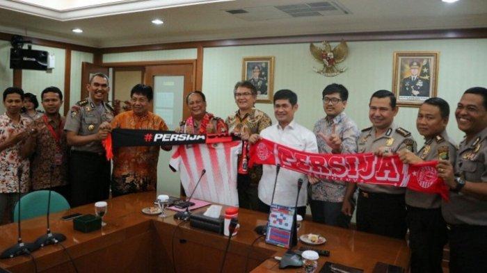 Dapat Restu dari Polda Metro Jaya, Persija Jakarta Pindah Kandang ke Kota Ini