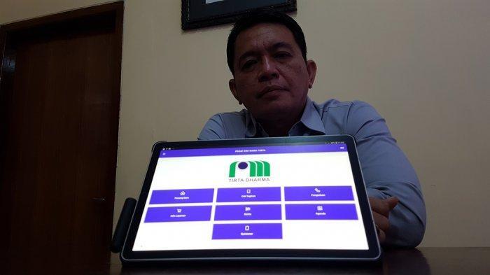 PDAM Pasuruan Gunakan Aplikasi Pengaduan Online, Tujuannya Untuk Pangkas Waktu Pelayanan