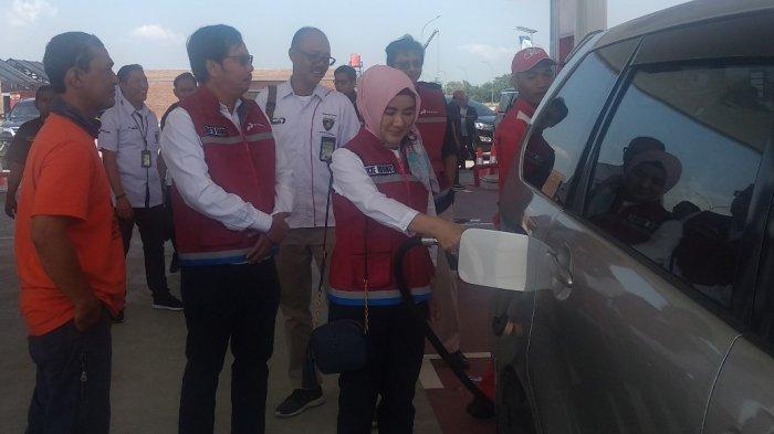 18 SPBU Dan 2 KiosK Sudah Siap Di Tol Trans Jawa Ruas Wilayah Jawa Timur Saat Mudik Lebaran