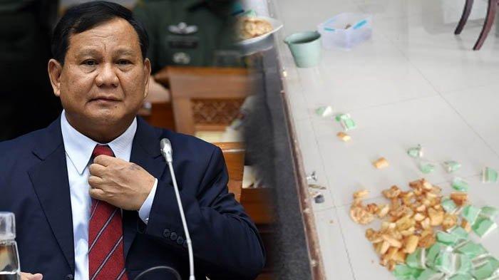 Disajikan Sarapan Ubi Goreng Anggota DPR Ngamuk Viral, Endingnya Anak Buah Prabowo Minta Maaf