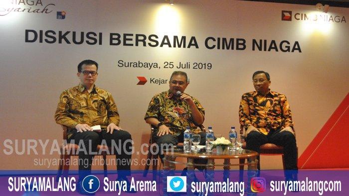 CIMB Niaga Syariah Perkuat Penetrasi Lewat Wakaf Digital