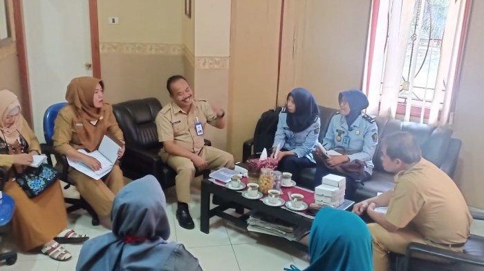 Wujud Pembinaan Disnaker Kabupaten Malang kepada Penghuni Lapas Wanita