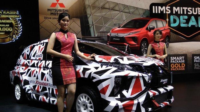 Mitsubishi Kenalkan XPander AP4 Concept