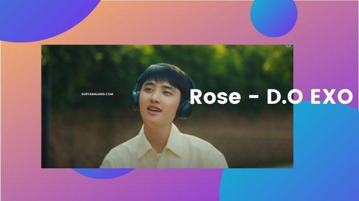 Lirik Lagu Rose D.O EXO Lengkap dengan Terjemahannya, Single Terbaru Populer di Youtube