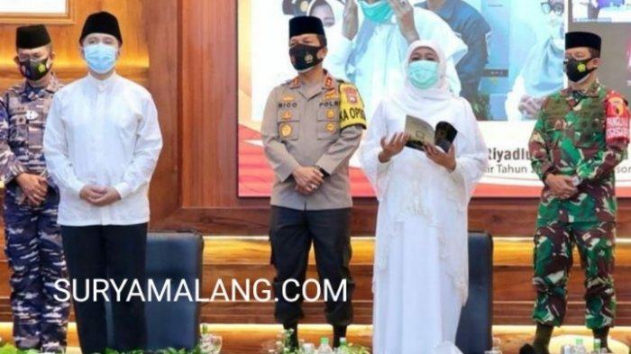 Aktivitas Terakhir Gubernur Jatim, Khofifah Indar Parawansa Sebelum Positif Covid-19