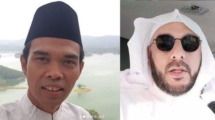 Doa Ustaz Abdul Somad Setelah Syekh Ali Jaber Meninggal: Aku Ingin Satu Majelis Bersamamu di Surga