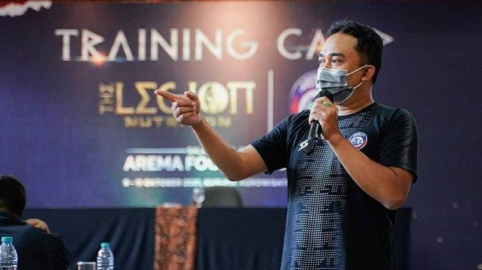Begini Apresiasi Dokter Tim Arema FC Terkait Program TC Plus The Legion Nutrition di Kota Batu
