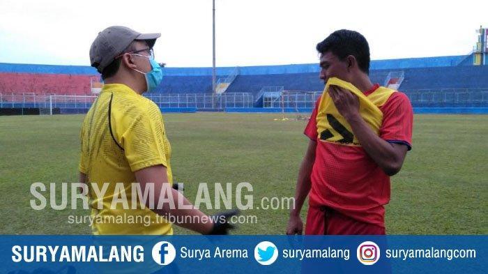Update Kondisi Pemain Arema FC, Dedik Setiawan dan Utam Rusdiana Sembuh, 2 Pemain Lain Cedera