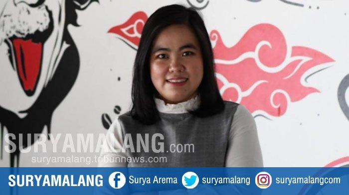 Dosen Manajemen Bisnis Universitas Ciputra Surabaya, Wina Bagi Tips Berbisnis bagi Kaum Milenial