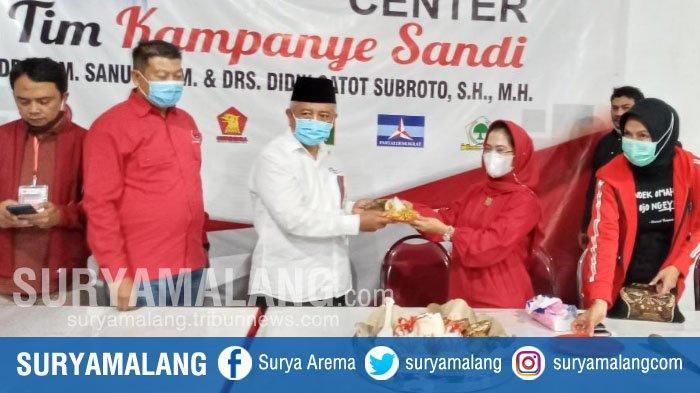 DPC PDIP Kabupaten Malang Siap Hadapi Sengketa Pilbup Malang 2020