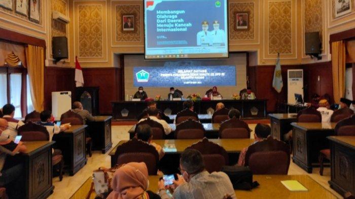 Datang ke Kota Malang, Komite III DPD RI Sempat Singgung Arema