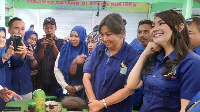 DPW Nasdem Jatim Hadir Di Tuban Untuk Menyapa Warga